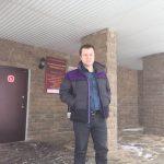 Встреча с прокурором Большесосновского района